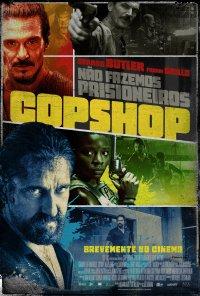 Poster do filme Copshop - Não Fazemos Prisioneiros / Copshop (2021)
