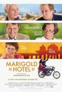 Poster do filme O Exótico Hotel Marigold / The Best Exotic Marigold Hotel (2012)