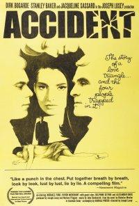 Poster do filme Acidente (reposição) / Accident (1967)