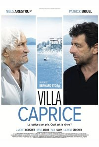 Poster do filme Villa Caprice (2021)