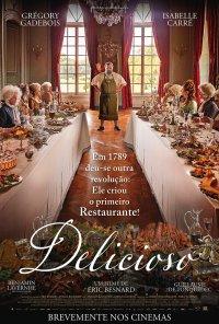Poster do filme Delicioso / Délicieux (2021)