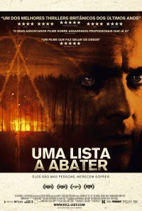 Poster do filme Uma Lista a Abater / Kill List (2011)