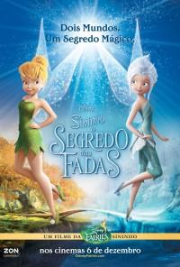 Poster do filme Sininho e o Segredo das Fadas / Secret of the Wings (2012)
