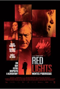 Poster do filme Red Lights - Mentes Poderosas / Red Lights (2012)