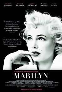 Poster do filme A Minha Semana com Marilyn / My Week with Marilyn (2011)