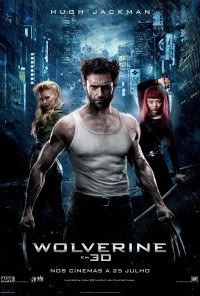 Poster do filme Wolverine / The Wolverine (2013)