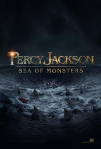 Poster do filme Percy Jackson e o Mar dos Monstros / Percy Jackson & the Olympians: The Sea of Monsters (2013)