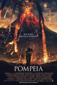 Poster do filme Pompeia / Pompeii (2014)