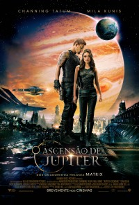 Poster do filme Ascensão de Júpiter / Jupiter Ascending (2014)
