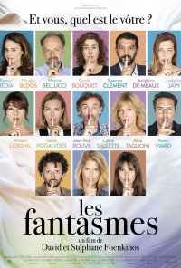 Poster do filme Fantasias / Les fantasmes (2021)