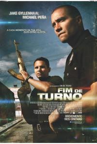 Poster do filme Fim de Turno / End of Watch (2012)