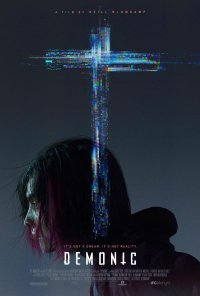 Poster do filme Demoníaco / Demonic (2021)