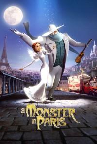 Poster do filme Um Monstro em Paris / Un monstre à Paris (2011)