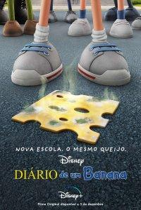 Poster do filme Diário de Um Banana / Diary of a Wimpy Kid (2021)