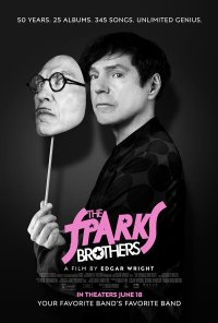 Poster do filme The Sparks Brothers (2021)