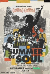 Poster do filme Summer of Soul (...Or, When the Revolution Could Not Be Televised) (2021)
