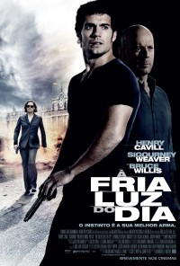 Poster do filme À Fria Luz do Dia / The Cold Light of Day (2012)
