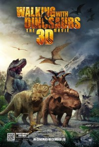 Poster do filme O Tempo dos Dinossauros: O Filme 3D / Walking With Dinosaurs (2013)
