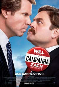 Poster do filme A Campanha / The Campaign (2012)