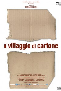Poster do filme Il Villaggio di Cartone (2011)