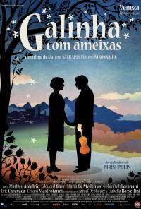 Poster do filme Galinha Com Ameixas / Poulet Aux Prunes (2011)