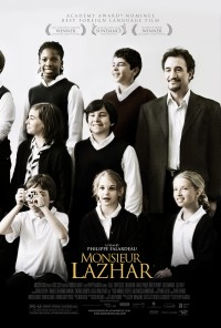 Poster do filme Professor Lazhar / Monsieur Lazhar (2011)