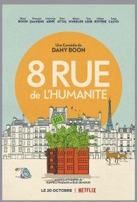 Poster do filme Rua da Humanidade, 8 / 8 Rue de l'Humanité (2021)