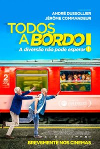 Poster do filme Todos a Bordo! / Attention au départ (2021)