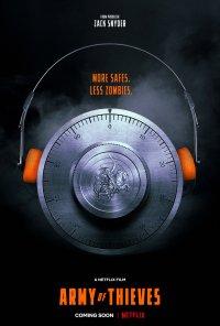 Poster do filme Exército de Ladrões / Army of Thieves (2021)