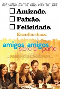 Poster do filme Amigos, Amigos... Sexo à Parte / Friends With Kids (2011)
