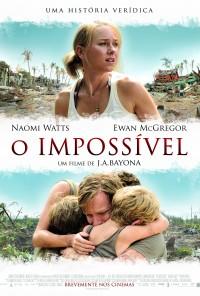 Poster do filme O Impossível / The Impossible (2012)