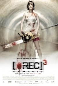 Poster do filme [REC]³ Génesis (2012)