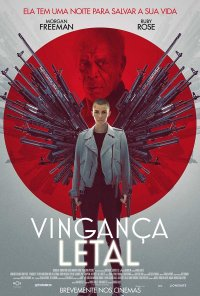 Poster do filme Vingança Letal / Vanquish (2021)