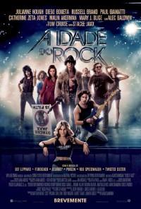Poster do filme A Idade do Rock / Rock of Ages (2012)