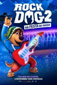 Poster do filme Rock Dog 2 - Há Festa no Parque / Rock Dog 2: Rock Around the Park (2021)