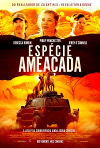 Poster do filme Espécie Ameaçada / Endangered Species (2021)