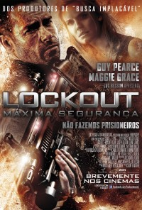 Poster do filme Lockout - Máxima Segurança / Lockout (2012)