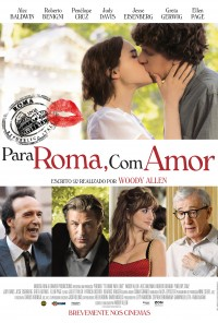 Poster do filme Para Roma, Com Amor / To Rome With Love (2012)