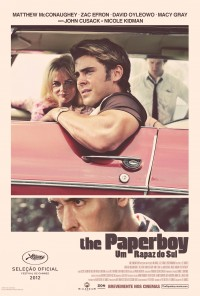 Poster do filme The Paperboy - Um Rapaz do Sul / The Paperboy (2012)