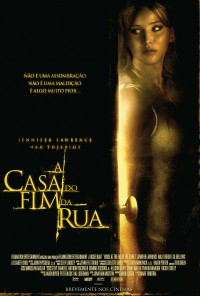 Poster do filme A Casa ao Fim da Rua / House at the End of the Street (2012)