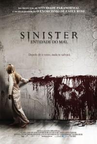 Poster do filme Sinister - Entidade do Mal / Sinister (2012)