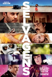 Poster do filme Selvagens / Savages (2012)