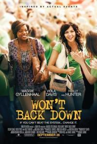 Poster do filme Nunca Desistas / Won't Back Down (2012)
