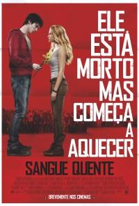 Poster do filme Sangue Quente / Warm Bodies (2013)