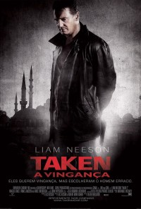 Poster do filme Taken - A Vingança / Taken 2 (2012)