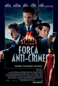Poster do filme Força Anti-Crime / Gangster Squad (2012)