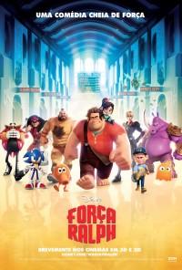 Poster do filme Força Ralph / Wreck-It Ralph (2012)