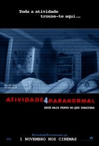 Poster do filme Atividade Paranormal 4 / Paranormal Activity 4 (2012)