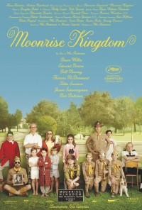 Poster do filme Moonrise Kingdom (2012)