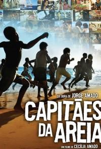 Poster do filme Capitães da Areia (2011)